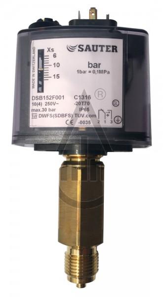 Druckschalter DSB 152 F001 Einstellbereich 6-16 bar
