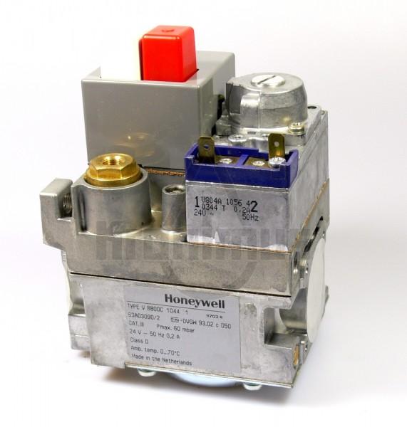 "Honeywell Gasregelblock V 8800 C 1127 U 3/4"""
