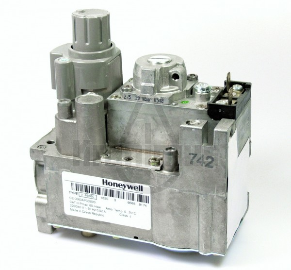 "Honeywell Gasregelblock V 4600 C 1326 1/2"""