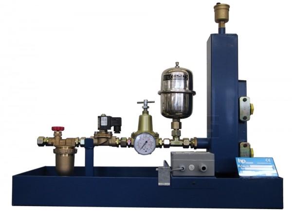 """Brenneranschlußarmatur Typ 3/2 1/2"""", max. 360 l/h"""