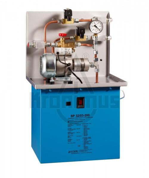 Eckerle Saug-Aggregat SP32/03-200-E mit elektr. Antihebeschutzventil
