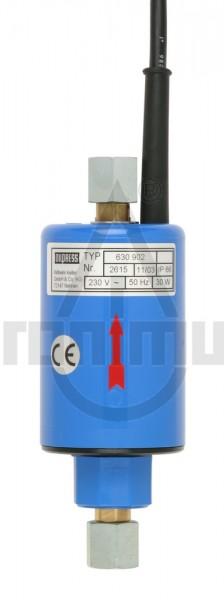 Zubringer-Saugpumpe TYP 630 230V zur Saugunterstützung