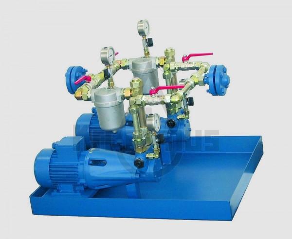 Doppel-Druck-Aggregat BIK 5002