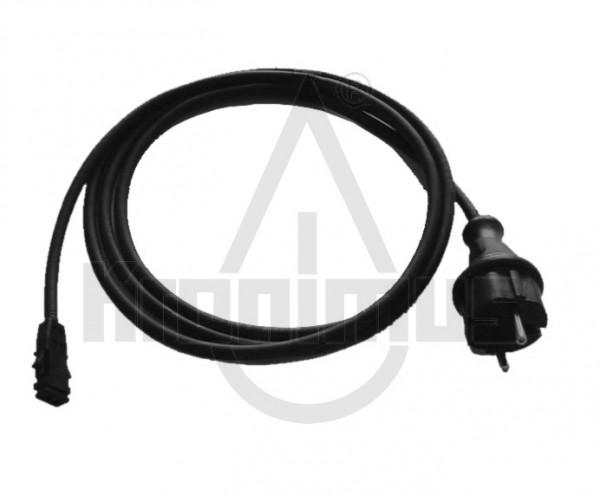 Kroni-A Anschluss-Set ohne Thermostat steckeranschlussfertiges Heizband