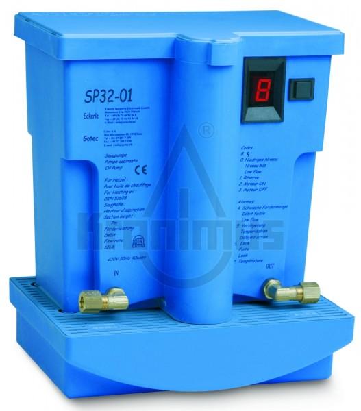 Brennersaugpumpenaggregat BSP-140