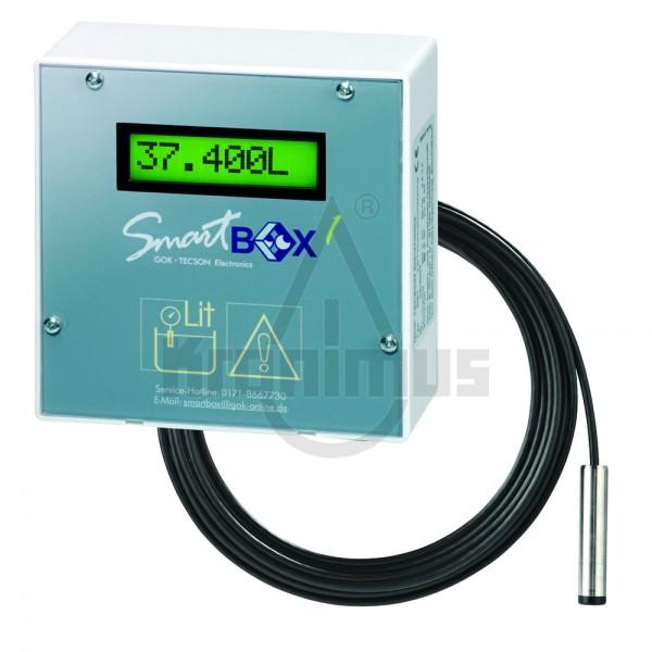 Smart Box 1 IP65 inkl. Anzeigegerät und hydrostatischer Sonde