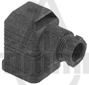 Gas-Multi-Bloc Würfelstecker, grau ohne Kabel (210 318)