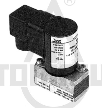 "Gasmagnetventil VG 15/10 R 01 T6 G Anschluss 1/2"""