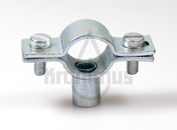 Stahl-Aufschraubschelle 12-16 einfach