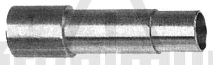 Paßhülse für UNI-Thermoelement auf Hydrotherm