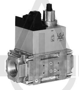 Dungs Doppelmagnetventil DMV-D 5080/11, DN 80